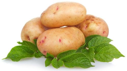 Картофель, народные методы