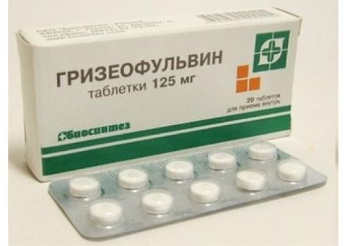 Гризеофульвит